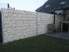 Deco Yellow scheidingsmuur met onderbak 180cm hoog